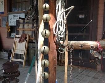 Sleigh bells - Long strand of graduated bells
