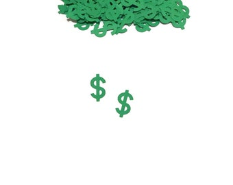 Money Confetti | Promotion Party | New Job Decor | Promotion Decor | Promotion Gift | Money Party | Finance Decor | Money Decor