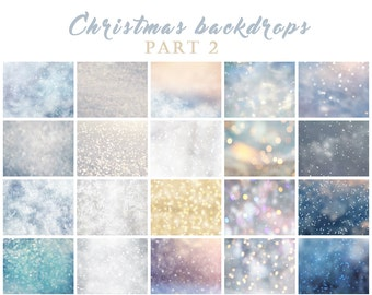 20 Christmas digital backdrops part 2, holiday overlays,  christmas backdrops, christmas overlays, digital backdrops