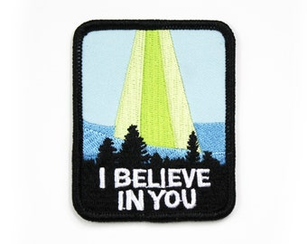 Patch // I Believe in You