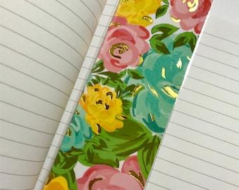 Rose Laminated Bookmark