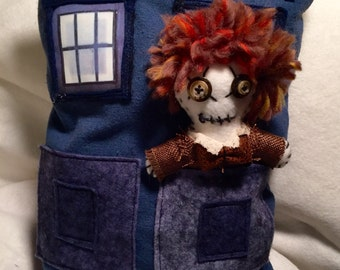 Doctor Who Zombie Doll