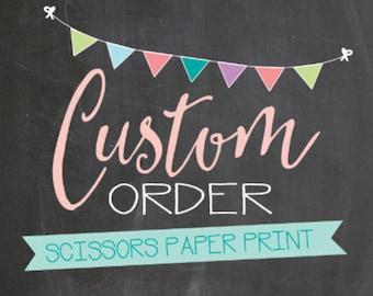 Custom Decor (true withers)