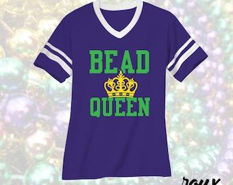 Bead Queen Mardi Gras Shirt