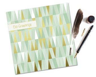Contemporary Eid Mubarak Cards, Eid Cards, Eid Greeting Cards, Islamic Cards, Muslim Cards