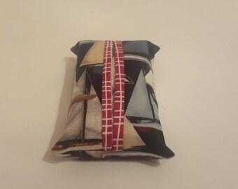 Tissue holder cover