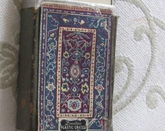 Vintage Playing Cards in Sliding Case Fun Conversation Card Game Vintage Game