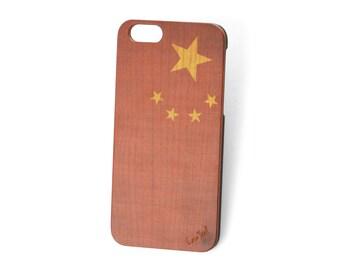iPhone 7 case, iPhone 6s case iPhone 6 case iPhone 7 plus  case iPhone 6s plus case iPhone 6 plus case Vintage Flag of China