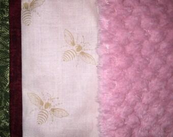 Handmade Quilt Throw