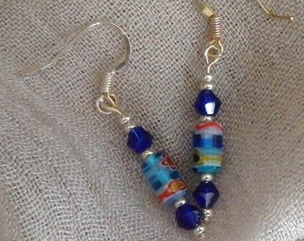 Kaleidoscope Earrings #2