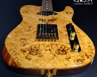 Gold Beauty Electric Guitar