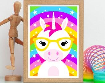 unicorn decor   etsy