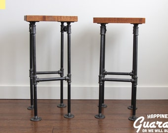 Unique Industrial Stool Related Items Etsy