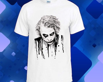 LoNyatanee The joker T-shirt for all size Youth and men and women tshirt