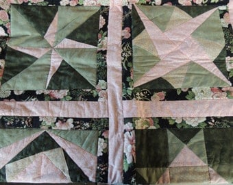 One of a kind Handmade Quilt