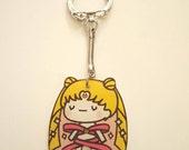 Chibi Sailor Moon Keychain