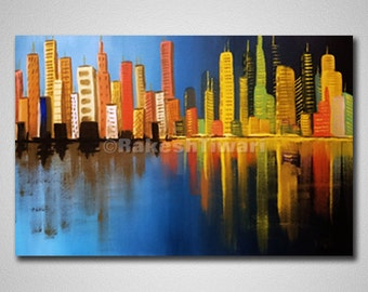 Canvas Print - Reflections