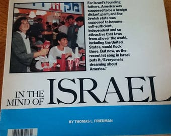 New York Times Magazine / May 25 / 1986 / Section 6