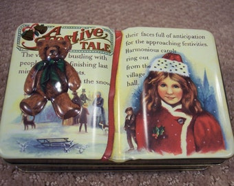 A Festival Tale Book Tin by The Silver Crane Company