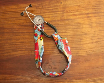 Superman Stethoscope Cover