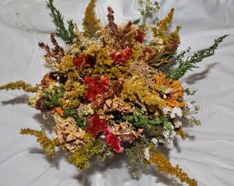 Dried Flower Bouquet #33