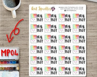 meal tracker, meal choice stickers, meal planner, meal stickers, meal plan, meal choice, meal planning stickers