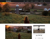 Brooklyn - Personal and Beautiful Blogger Template