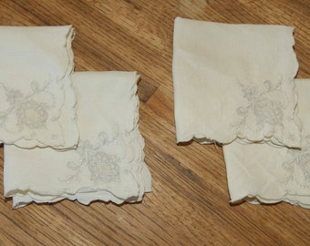Set of Four Napkins