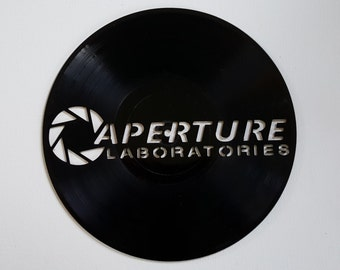 Aperture Labs Wall Art