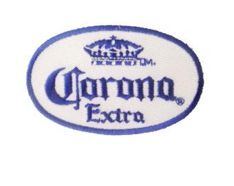 Vintage Corona Patch