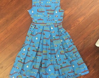 Super Mario Brothers Skirt