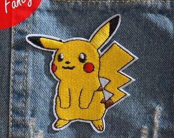 Pokemon Patches Etsy
