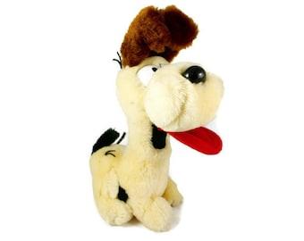 Vintage Odie Plush Stuffed Animal