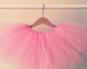 Pretty Pink Tutu Skirt