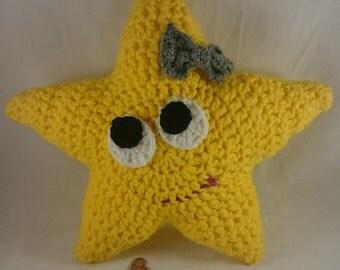 Cuddly Animal star