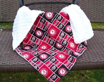 Items Similar To University Of Georgia Quilt Alabama