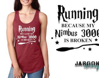 Running Because My Nimbus 3000 Is Broken