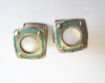 Pair Snap Cuff Links