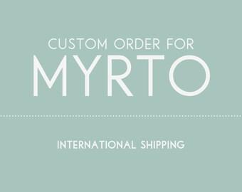 Myrto- International Shipping