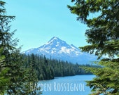 Mt. Hood at Lost Lake Ore...