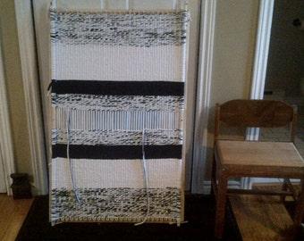 Craft weave RAG RUG