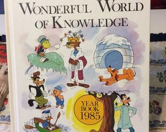 1985 Disney's Wonderful World of Knowledge