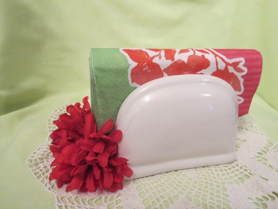 Ceramic napkin holder for Kitchen colors with white cabinets with star of david candle holder