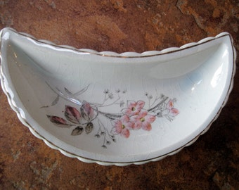 Vintage Bone Dish - Item #1041