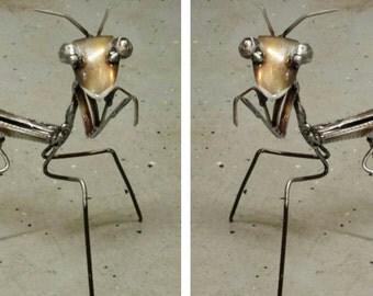 Metal Flatware Insect