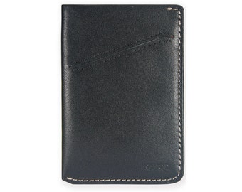 Micro Carry Card Wallet Black (IKE0235_BLK)