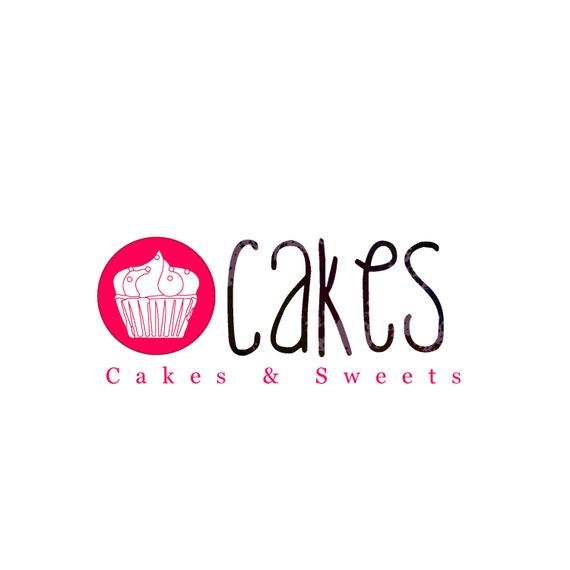 Cake Bakery Logo Design Sweets Logo Design Professional