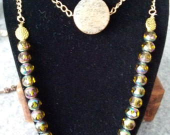 Doubled-Layered Necklace