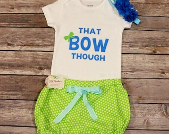 Bloomer/Bubble Shirts Onesie sets .. Made to order Infants/Toddlers/Girls