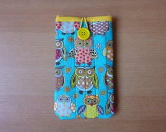 Cute owl iPhone/ Smartphone/ Cell phone cover